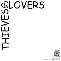 Thieves and Lovers album artwork