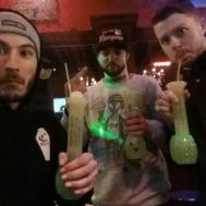 10. We have hand grenades. Tyler does not.