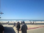 15(B). Da beach in San Diego