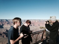 16(B). The Canyon is most certainly Grand.