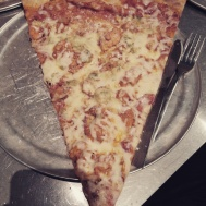 2. Lazy Moon Pizza, the home of the tastiest pizza slice bigger than your head!