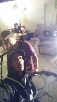 4(B). Selfies with Marky Poo
