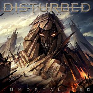 disturbed immortalized album