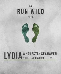 lydia tour