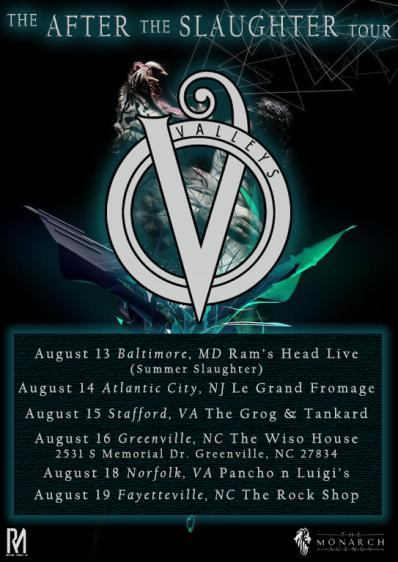 valleys tour promo