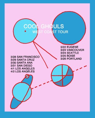 cool ghouls tour